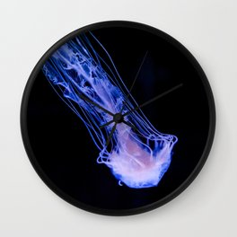 Dancing Jellyfish No.2 Wall Clock