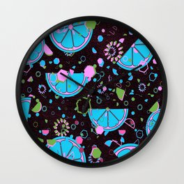take a multi-vitamin Wall Clock