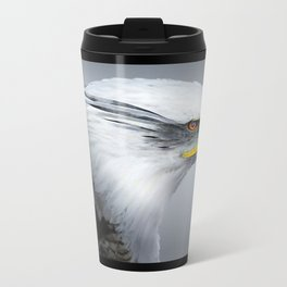 Hippogriff 2 Metal Travel Mug