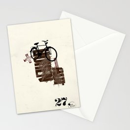 The Here 27/ Das Hier 27 Stationery Cards