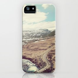 Norwegian Landscape iPhone Case