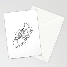 A Shoe Stationery Cards