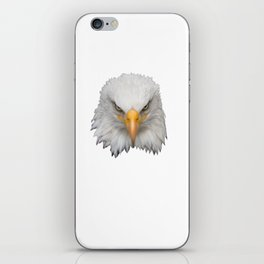 QAnon Shirt Q Anon Eagle Great Awakening USA iPhone Skin