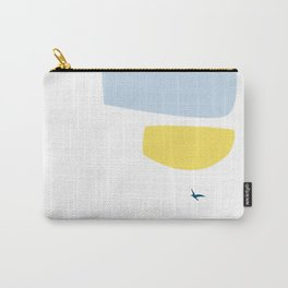 to be free Carry-All Pouch