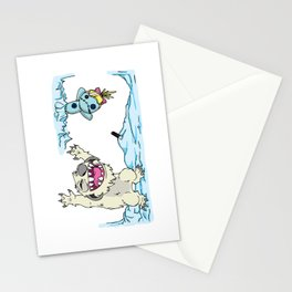 Echo Base Experiment 626 Stationery Cards