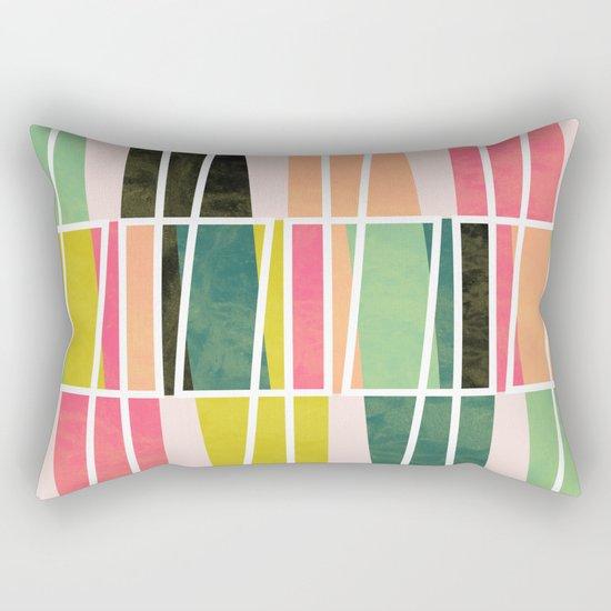 Fill & Stroke IV Rectangular Pillow