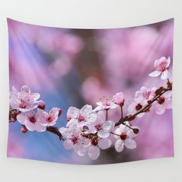 Pink...... Wall Tapestry
