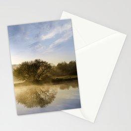 Sunrise Fog Stationery Cards
