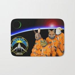 STARFOX - The Lylat Space Program Bath Mat