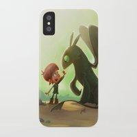 how to train your dragon iPhone & iPod Cases featuring How to Train Your Dragon Fan Art by Daniel Jervis Art