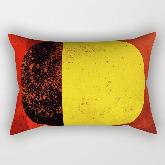 Abstract #203 Rectangular Pillow
