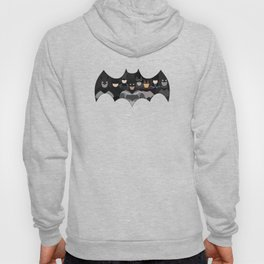 Who is the Bat? Hoody