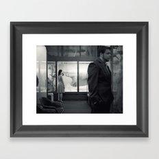Lost & Found Framed Art Print