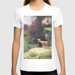 Temporary Happiness part 1 deer T-shirt