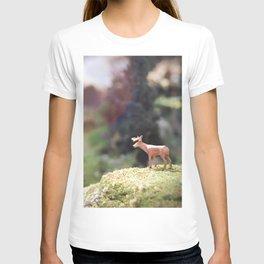 Temporary Happiness part 1 deer T-shirt