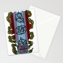 Impossible mind Stationery Cards
