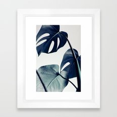 botanical vibes II Framed Art Print