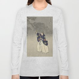 1920s Japanese Art Long Sleeve T-shirt