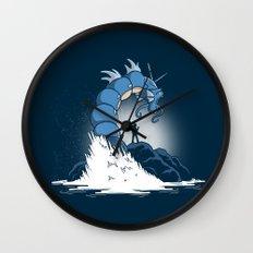 Free Gyarados Wall Clock