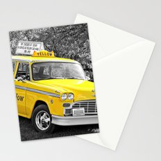 Taxi 2 Stationery Cards
