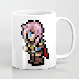 16-Bit Lightning Coffee Mug