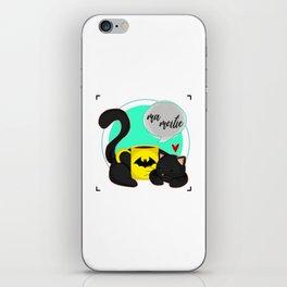 Ma Moitie (Jane + Maximoff) iPhone Skin