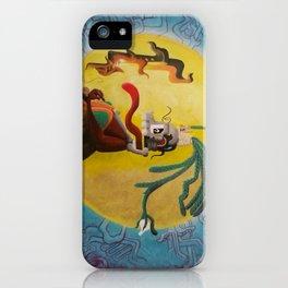 Mayadonna iPhone Case