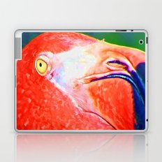 Flamingo Nose Laptop & iPad Skin