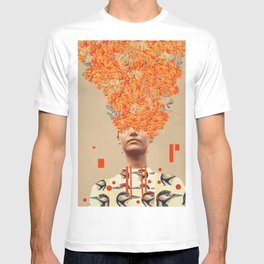 Bird Flight in Autumn T-shirt