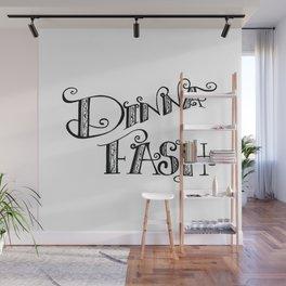 DINNA FASH Wall Mural