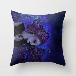 Ocean Embrace Throw Pillow