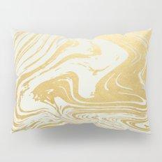 Gold Rush #society6 #decor #buyart Pillow Sham