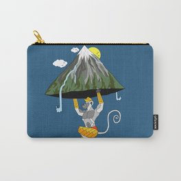 Hanuman & The Mountain Carry-All Pouch