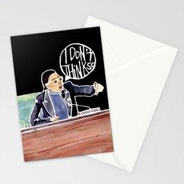 Ms. Ocasio-Cortez Stationery Cards