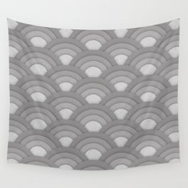 Art Deco Pattern Wall Tapestry