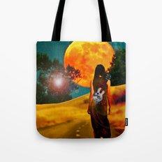 Bloodmoon Tote Bag
