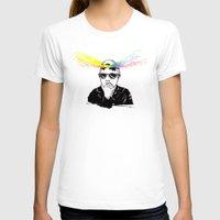 creativity T-shirts featuring Creativity by Lippi Art