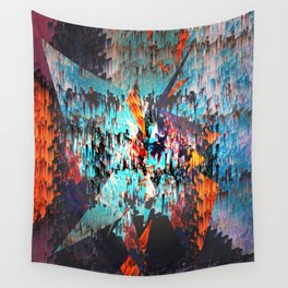Fire Spikes - 2016.02 Wall Tapestry