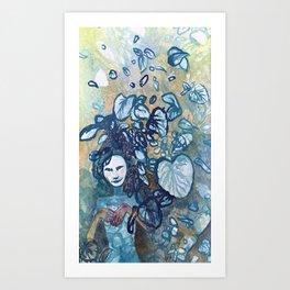 Ardent Schemer Art Print