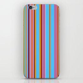 Stripes-011 iPhone Skin