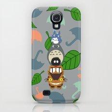 Troll Totem 4x6 Galaxy S4 Slim Case