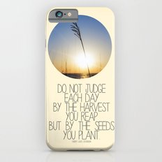 Each Day - Photo Inspiration iPhone 6s Slim Case