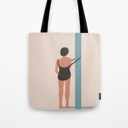 Catch the Girl Tote Bag