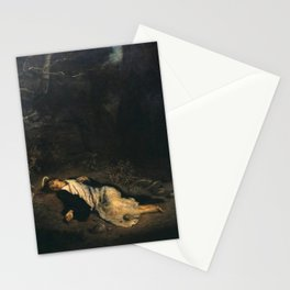 John Everett Millais - Saint Stephen Stationery Cards