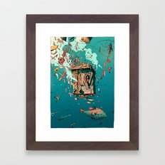 Katrina's Dream Framed Art Print