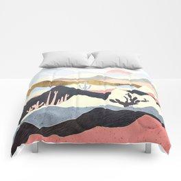 Desert Summer Comforters