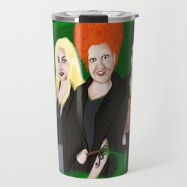 KITTY POTTER AND THE SANDERSON SISTERS' SPELL Travel Mug
