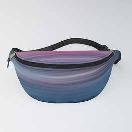 Abstract Sunset XII Fanny Pack