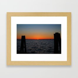 Invisible Tales Framed Art Print