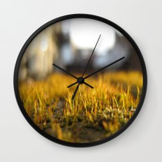 Brooklyn Moss Wall Clock